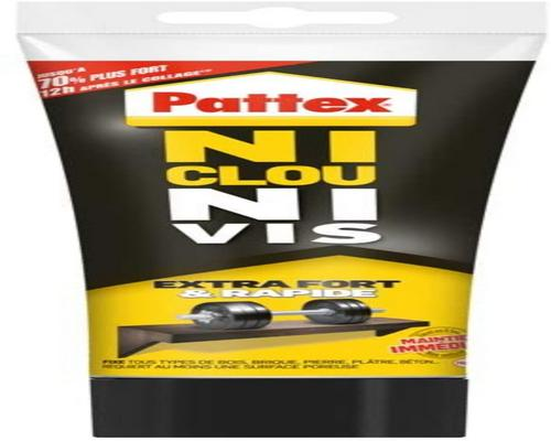 une Colle Pattex Ni Clou Ni Vis Extra Fort & Rapide