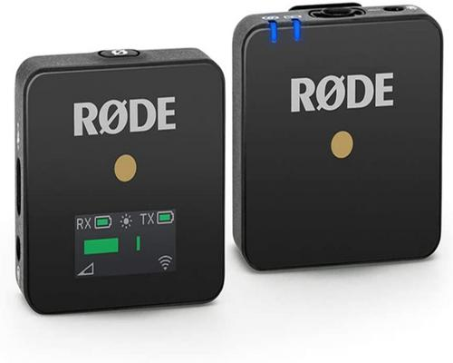 un Pack Røde Wireless