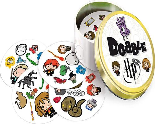 un Jeu Dobble Harry Potter