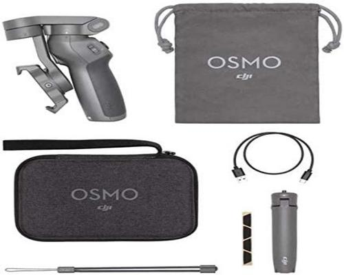 un Support Dji Osmo Mobile 3 Combo