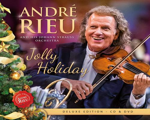 un Cd Jolly Holiday