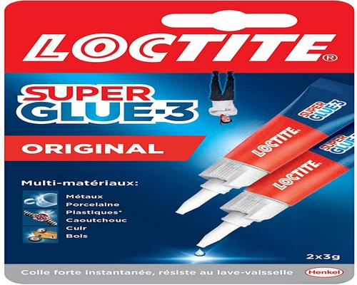 une Colle Loctite Super Glue-3 Original