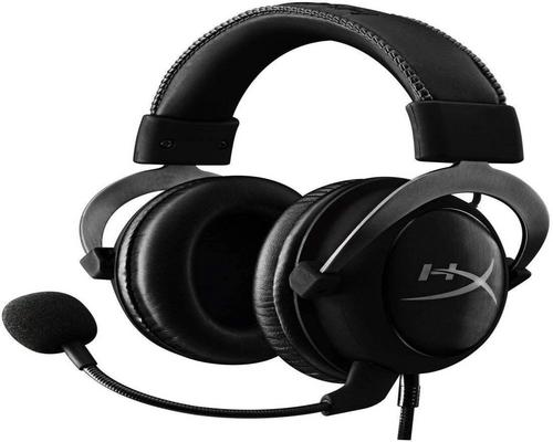 un Micro Casque Hyperx Khx-Hscp-Gm Cloud Ii