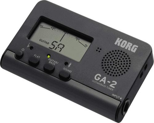 un Accordeur Korg Ga2 Ga2