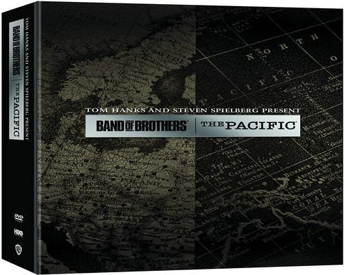 une Série Band Of Brothers + The Pacific