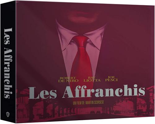 un Film Les Affranchis [Édition Titans Of Cult-Steelbook 4K Ultra Hd + Blu-Ray + Goodies]