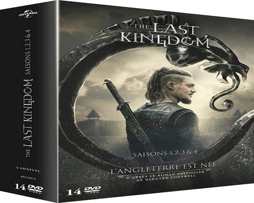 une Série The Last Kingdom-Saisons 1 À 4