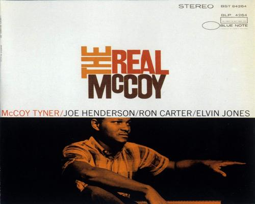 un Vinyle The Real Mccoy