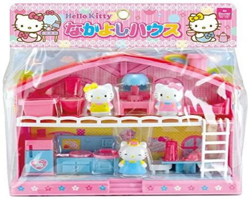 une Maison Hello Kitty Nakayoshi House