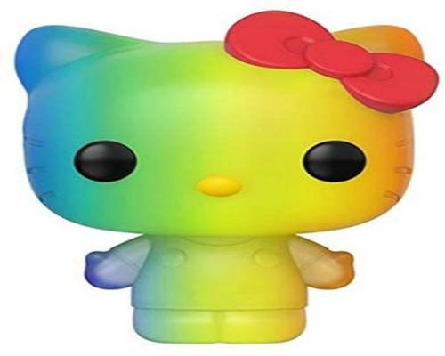 un Jeu Funko- Pop Sanrio 2020-Hello Pride 2020 Hello Kitty
