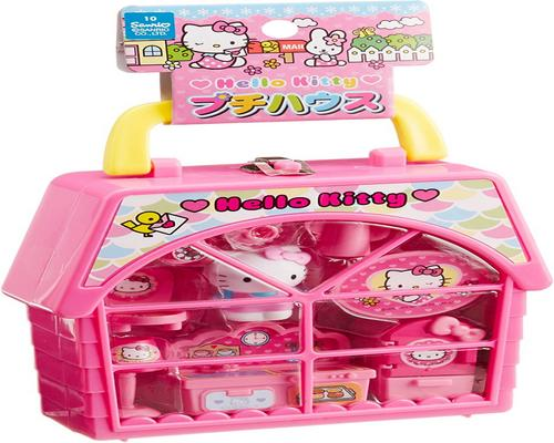 un Service Hello Kitty Petite House