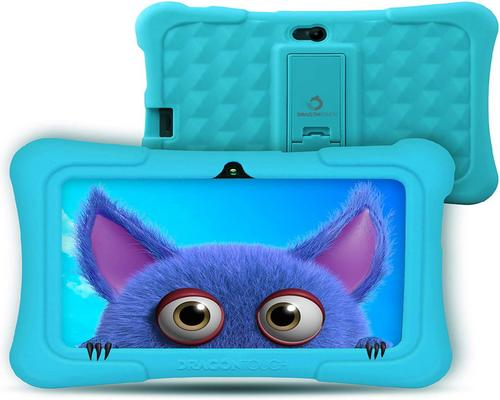 une Tablette Enfants Dragon