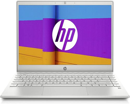 "un Ordinateur Hp Pavilion 13-An1005Nf Pc Ultra 13,3"" Fhd Ips Argent"