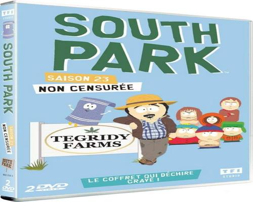 une Série South Park-Saison 23 [Non Censuré]