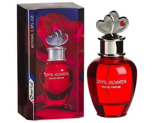 Eau de Parfum Omerta Love Always for Women 100ml