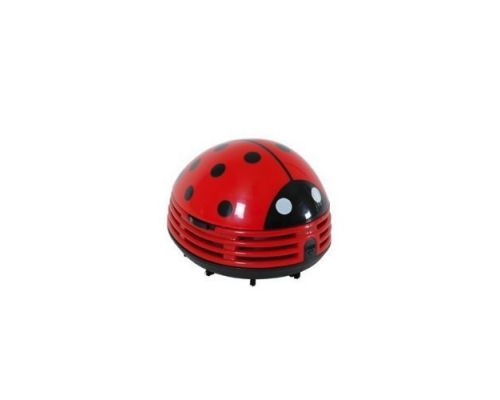 Un Aspirateur de Table Coccinelle