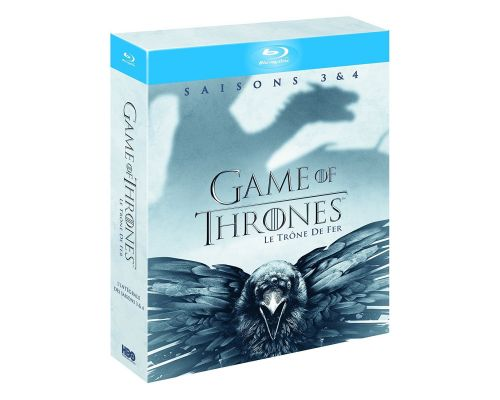 Les saisons 3 et 4 de GAME OF THRONES