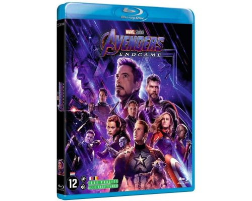 Un BluRay Avengers : Endgame