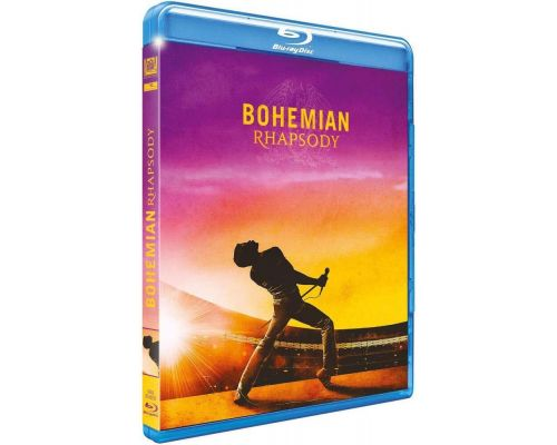 Un BluRay Bohemian Rhapsody