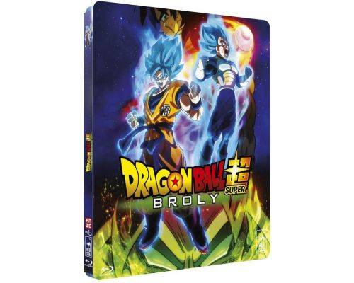 Un BluRay Dragon Ball Super - Broly