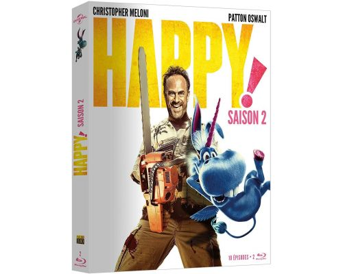 La Saison 2 de Happy
