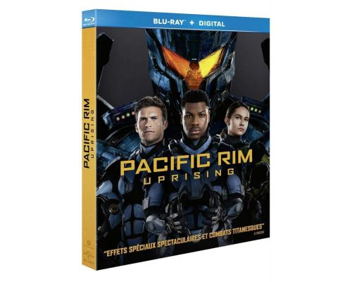 Un Blu-ray Pacific Rim : Uprising