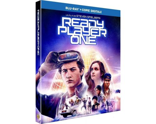 Un Blu-ray Ready Player One