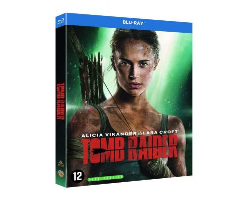 Un Blu-ray Tomb Raider