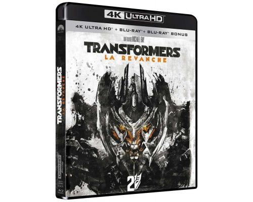 Un BluRay Transformers 2 La Revanche