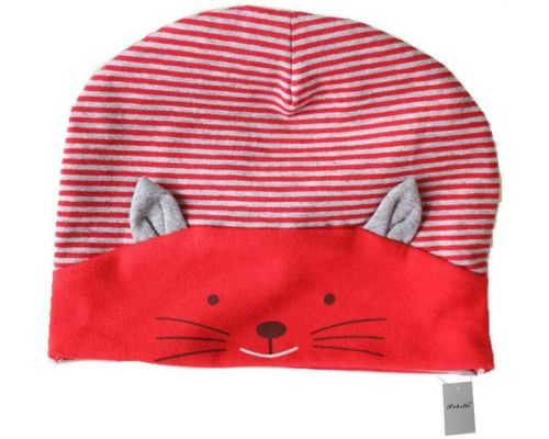 Un Bonnet Bébé Chat