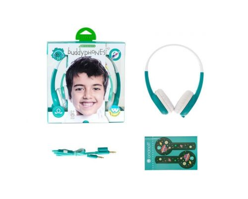 Un Casque audio Enfant Buddyphone