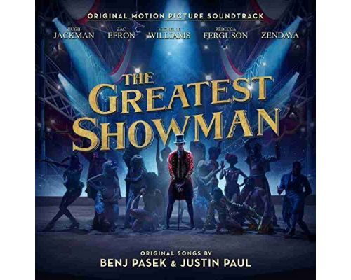 Un CD The Greatest Showman