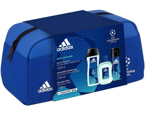 Un Coffret Adidas Dare Edition