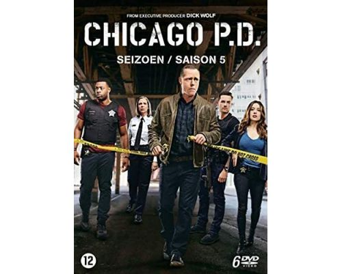 Un Coffret DVD Chicago Police Department - Saison 5