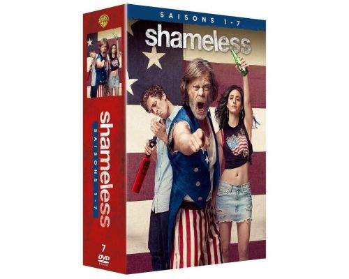 Un Coffret DVD SHAMELESS