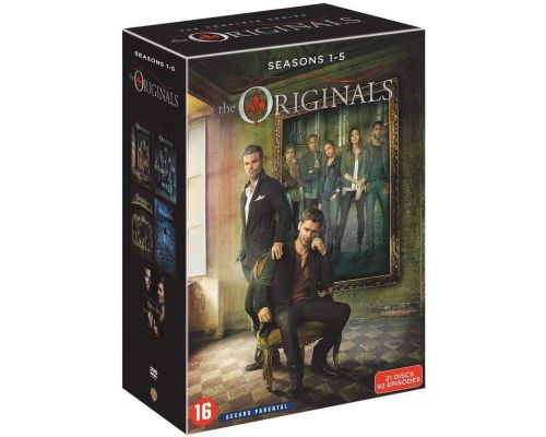 Un Coffret DVD The Originals-Saisons 1 à 5