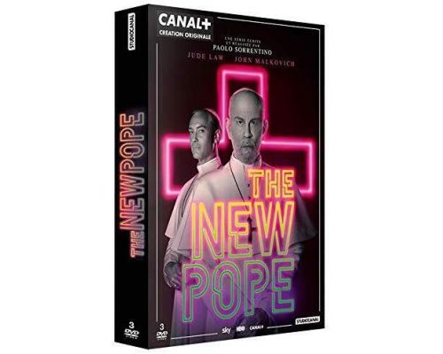 Un Coffret DVD The New Pope