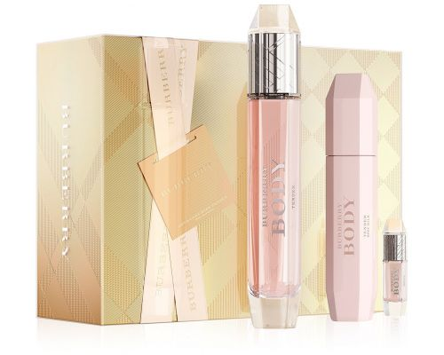 Body Box Body Eau de Parfum, 85ml + Body Lotion, 100ml + Miniature 4.5ml BURBERRY