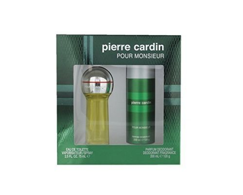 A gift box for Monsieur Pierre Cardin