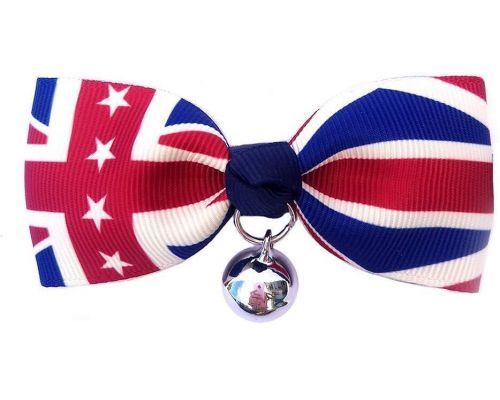 Un Collier pour Chat Noeud Pappilon London