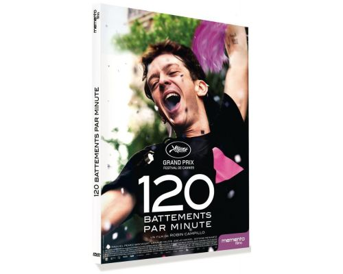 Un DVD 120 Battements Par Minute