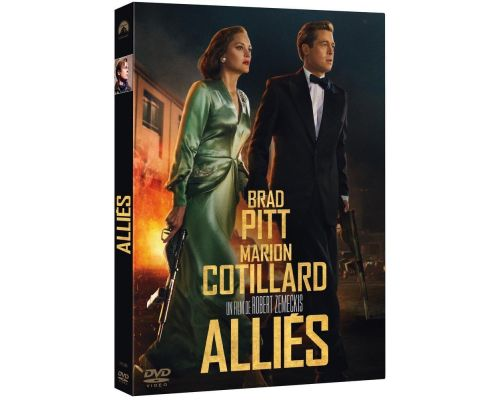 un DVD Alliés
