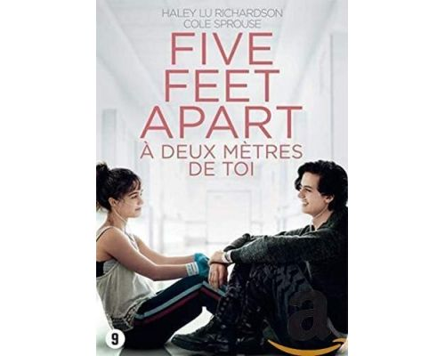 Un DVD Five Feet Apart