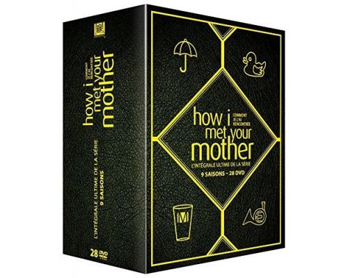 How I Met Your Mother :L'intégrale ultime de la serie - 9 Saisons