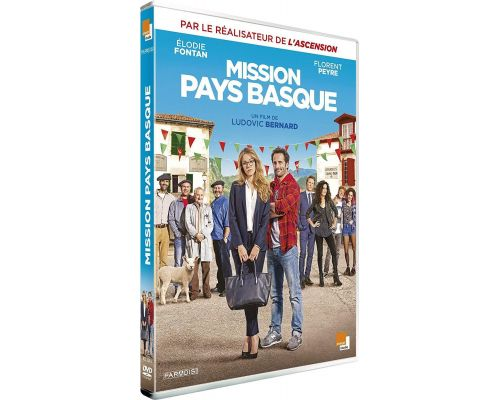 Un DVD Mission Pays Basque