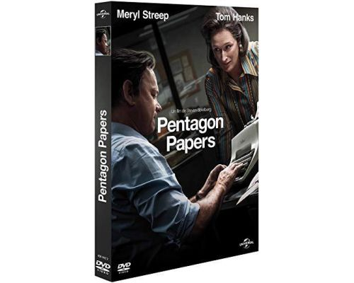 Un DVD Pentagon Papers