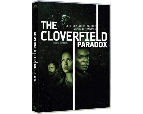 Un DVD The Cloverfield Paradox