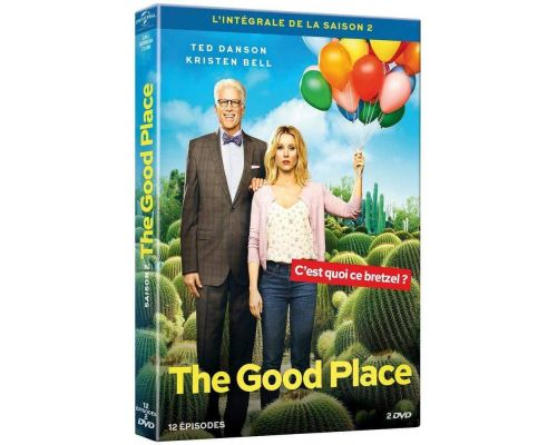 L'intégrale de la Saison 2 The Good Place