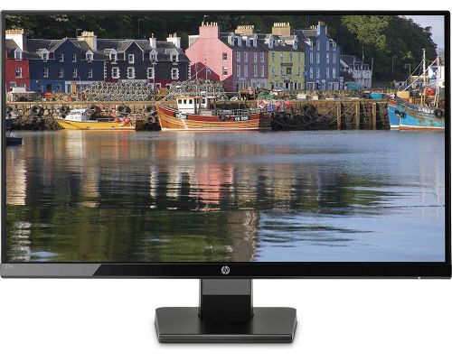 Un Ecran PC Full HD HP 27