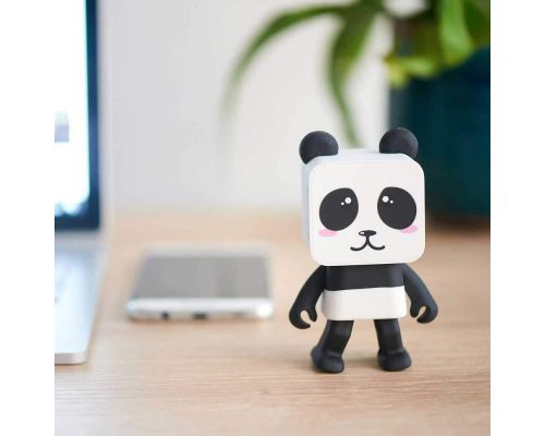 Une Enceinte Bluetooth Dancing Animals Panda